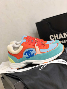 New Brand fashionable and comfortable platform shoes with high breathable and low top platform shoes with leather ladies casual sneakers