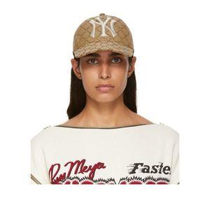 19ss N Y Cappello Moda Logo Italia Ricamo Arcobaleno Cap Luxury Street Outdoor Pesca Cap Fashion Hat casual HFTTMZ014