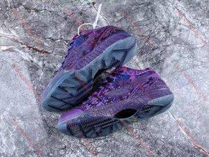 xshfbcl Zoom IV 4 Protro Draft Day Hornets Carpe Diem Del Sol Sports Kids Basketball Shoes Mens ZK4 4s Sneakers