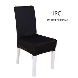 Coprisedie per sedie da pranzo Spandex Strech Sala da pranzo cadeira Protector Slipcover Decor housse de chaise per sillas bone silla gorras