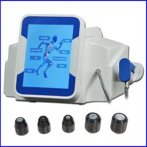 2019 Портативный Shockwave терапия машина Эффективная Физическая Терапия боли Система экстракорпоральной ударно-волновой терапии для облегчения боли устройства