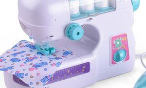 Petite électrique Machine à coudre de fille, Petit électroménager, jouets, Ensemble Simulé pour enfants, jouets Accueil