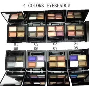 2020 Auf hohe Qualität meistverkauften Produkte Multi-Effekt collect Quadra Lidschatten mineralische Zusammensetzung mit 4 Farben Lidschatten 2g