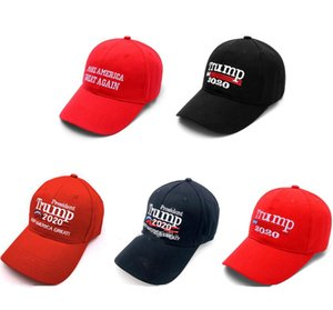 President Trump 2020 Keep America Great Baseball Cap Embroidery Ball Hats Adjustable Snapbacks Sports Casquette Tennis Golf Caps New A41808