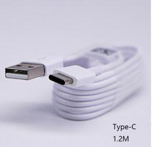 Cavi di ricarica rapida veloce ad alta velocità Tipo C Micro USB V8 Cavo del caricatore dei dati 1M per Samsung S6 S7 S8 S9 S10 S20 S21 Nota10 Huawei Xiaomi Android Telefono