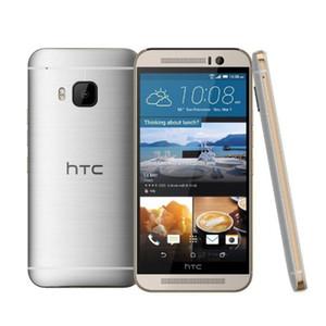 الهاتف الأصلي مجدد HTC واحدة M9 رباعية النواة 3GB رام 32GB روم 5 بوصة 20MP 4G الهاتف مقفلة الهاتف