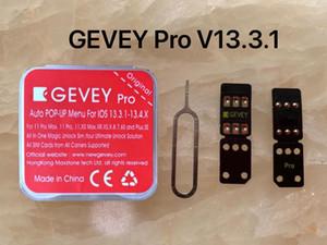 MARZO 2020NEW Gevey pro v13.3.1 CYBER MODE per iOS 13.4 13.3.1 sbloccare perfetto per iphone 11 Pro 7 7+ ATT T-Mobile
