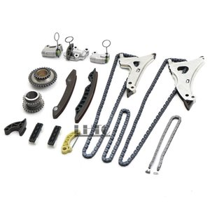 15pcs Timing Chain Tensioner Rail Kit For Mercedes-Benz W205 W222 M276 3.0T 3.5