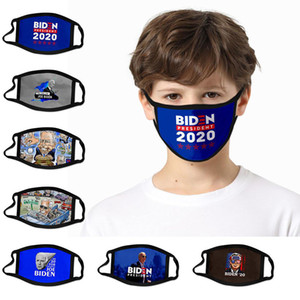 2020 Election Joe Biden Mask Anti Pollution Dust Reusable Breathable Washable Cosplay ice silk Face Masks American Man Women Fashion Party