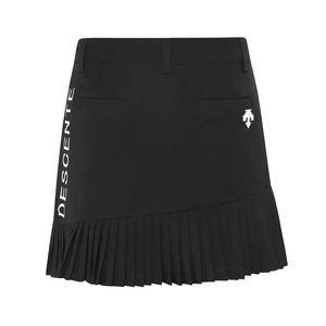 desgaste de remolino Golf DESCEENTE 2020 nuevo resorte de la falda de las mujeres de golf y tenis de verano libre de la falda de las mujeres