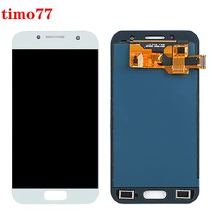 TFT Helligkeit für Samsung Galaxy A320 LCD-Display Digitizer mit Touch-Montage A3 2017 A320X A320 A320H A320F A320FU Anzeige