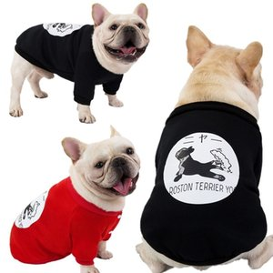 Autumn and winter new pet dog clothes clothing French bulldog