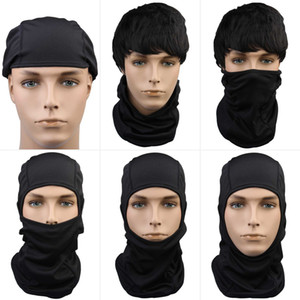 Outdoor Wind Mask Barakra caps Winter Riding Mask Windbreak Sunscreen Dustproof Cycling Headgear Masked Ear Muffs LJJA3505-6