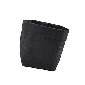 Моющийся Kraft Paper Bag Водонепроницаемая завод Вазоны многоразовый Home Decor хранения сумка