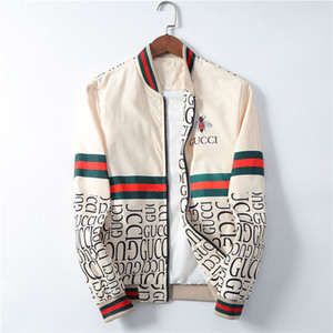 2019 marque hommes veste d'hiver de luxe design hommes coupe-vent Windrunner haut de la rue des femmes kanye west manteaux veste de bombardier