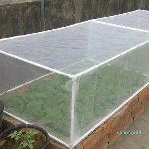 Vente en gros-utilisation facile Potager oiseaux Outil net Netting planter des cultures filet de protection insectes barrière Pest Control extérieur Arbre de serre