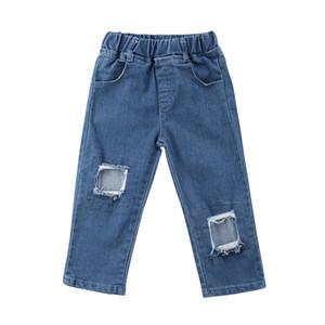 Канис нам продавец детские малыш девушки брюки ребенок джинсы брюки повседневные низы
