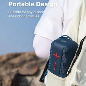 M8 TWS Sport Portable Wireless Bluetooth Speaker Dual Pairing Enhanced BassWaterproof Outdoor Speakers