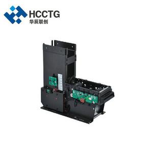 Distributeur électronique de tickets de stationnement automatique de kiosque de file d'attente RS232 Business Drading PVC RFID Distributeur automatique de cartes HCT-F1-2000