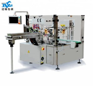 High Speed Seeds Fertilizer Pellet  Feed  Animal Food Packing Machiney Heavy Bag Packing Machine Line for Sale