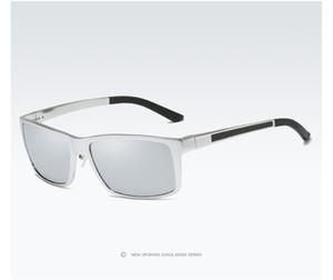 Occhiali da sole Designer Occhiali da sole di alta qualità Non marca Fashion Quadrato Occhiali da sole Occhiali da sole Red Specchio con pacchetto di alta qualità