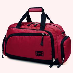Designer Man Women Travel Bags Luxury Large Capacity Duffel Bag Sport Outdoor Packs High Quality Multi Pocket Travel Bag