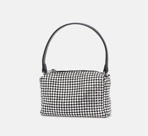 Borsa Nuova spalla femminile borsa 2020 piccola pura sacchetto di diamanti re borsa a mano piena di diamanti generazione uno