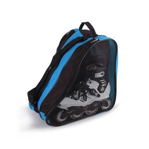 Hot Ice Skate Roller Blading Carry Bag With Shoulder Strap For Kids Adults DO2 Elbow Knee Pads