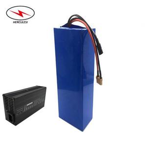 20S9P li ion e bisiklet pil 72 v 3000 w lityum pil paketi ile bateria 72 v 30ah şarj ve BMS