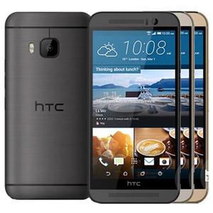 Original Refurbished HTC ONE M9 US EU 5,0 Zoll Octa-Core 3 GB RAM 32 GB ROM 20MP 4G LTE entriegelte Android intelligentes Handy DHL10pcs