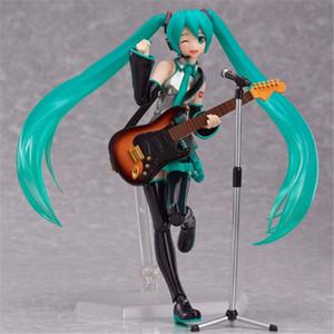 in Hatsune Miku figura sexy del PVC figma action figure da collezione modello 200 14 centimetri giocattoli per bambini bambola LY191210