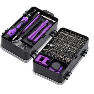 115/25 in 1 Schraubendreher-Set Mini-Präzisions-Schraubenzieher Multi Computer PC Handy Geräte Reparatur ISOLIERTER Hand Home Werkzeuge