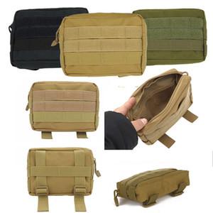Brand New 2019 Werkzeug im Freien taktischen Militärgürteltasche Multifunktions Hüfttasche Zipper Zubehör Gürteltasche