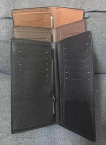 Горячий бумажник для Человек Рождественский подарок Кожа PU Человек Brazza кошелек с застежкой-молнией кармана монету Кусок Dropshipping подарок для друга и папы нет Box