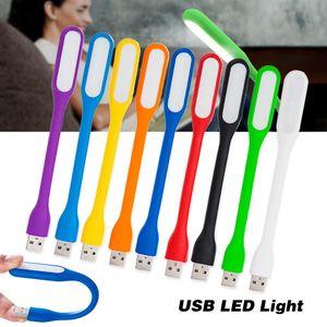USB LED 5V Luce domestica uso portatile conveniente 9 colori tempo lampada Best Night Piccolo Energy Saving Pretty Nice sveglio bello della batteria