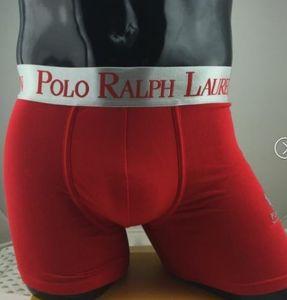 Top tissu Vogue Hommes Sous-vêtements Boxer court luxe homme doux Trunks Designer jeunes sexy drôle Guys Boxer Boxer coton pour hommes