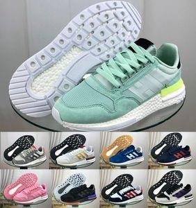 ZX 500 Designer Calzature sportive RM Goku Men Sneakers ZX500 RM The Dragon Ball Scarpe da jogging grigie Scarpe da corsa alla moda con suola US 5-11