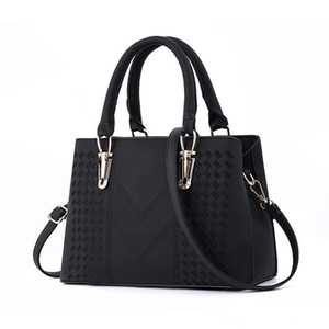 Designer bolsas femininas Top-handle Shoulder Tote Bag Ladies Corpo Cruz Bolsa Middle Size Bolsa Durable Leather Bags