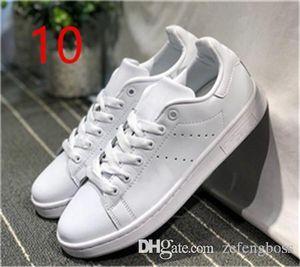 2018 New Originals Stan Smith Scarpe Donna Uomo Casual Sneakers in pelle Superstars Skateboard Bianco Blu Scarpe Stan Smith zefengboss