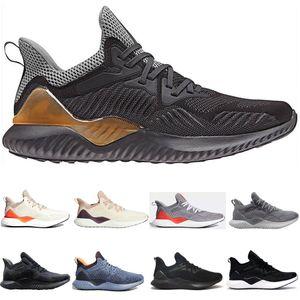 2020 venta caliente de alta calidad AlphaBounce beyonds mármoles tiburón Fuera de los zapatos corrientes Negro Blanco Caqui Alfa de rebote para hombre de los zapatos del diseñador 36-45