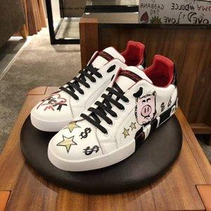 Кожа Мужская замша Квартиры Италия Мода Отдых Складные вождения Мокасины Мокасины для мужчин Обувь для ходьбы с коробкой
