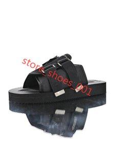 CLOT X VisVim Neue A Bathing X2020 Hococal Mastermind JAPAN Schädel x Strand Pantoffeln Olivgrün MMJ Mann und Frauen Liebhaber Mode Freizeit Sandalen 36-45