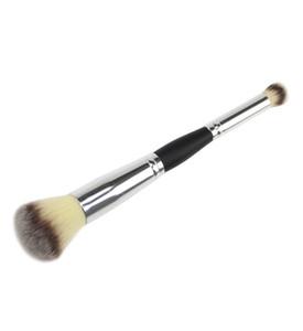 AĞıRıK LUXE KOMPLEKS MÜKEMMEL FIRÇA # 7 Fırçalar Yüksek Kalite Deluxe Güzellik Makyaj Yüz Blender DHL Ücretsiz