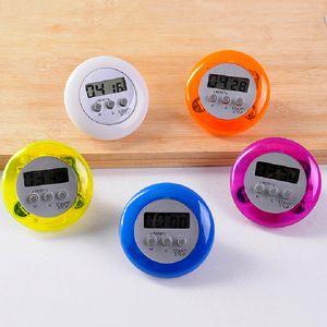 Circolare timer elettronico timer da cucina meccanico cucina in stile conto alla rovescia cottura 5 strumenti creativi di colore il trasporto libero