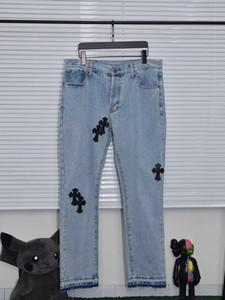 2020 jeans di Parigi Itlay Giacche CH SKINNY casual Street Fashion intasca caldo uomini donne paio Outwear la nave libera 0408