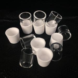 Nouvelle arrivée Accessoire Bol en céramique Insérer un bol de quart pour fumer tamponnant D ongles Concentrés huile cire tabac Bols Herb