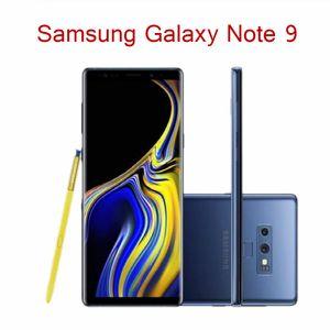 """Reformiert Original Samsung Galaxy Note 9 N960U entriegelte LTE Handy cta-Core 6.4"""" Dual 12MP RAM 6 GB ROM 128 GB Freier DHL"""