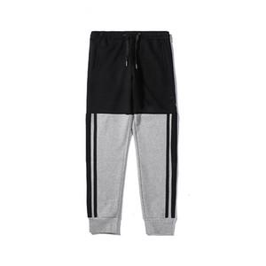 2020 Wholesale Mens Women Luxury Pants Brand Design Joggers Pants Track Cargo Pants Trousers Casual Style Letter Print BA HALF 19122115L