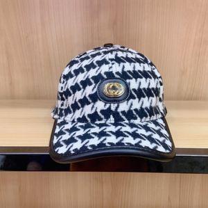 Designercaps Tappi di lusso caldo di vendita Brandcaps Uomini Donne Cotone Vintage Casual BrandCaps sport esterni mens Trucker cappelli QS1 20022010Y