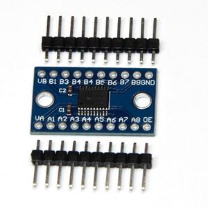 200pcs 8 canales de nivel lógico bidireccional módulo convertidor TXS0108E TXB0108